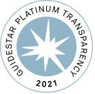 Logo for Guidestar Platinum Transparancy 2021