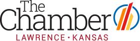 Logo for the Lawrence, KS Chamber